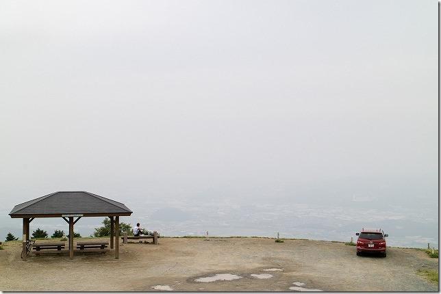 米山展望台からの眺め