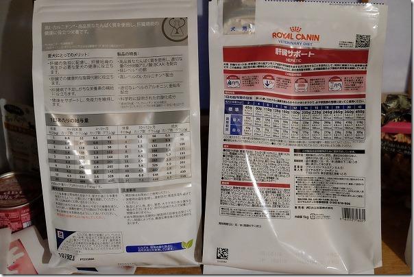 肝臓ケアやサポートのドッグフードを比較