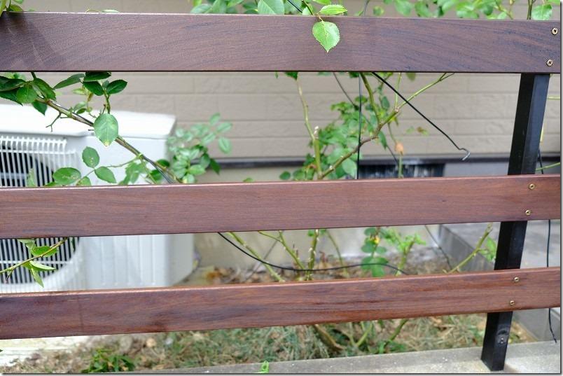 ハードウッド・イペのフェンス・柵